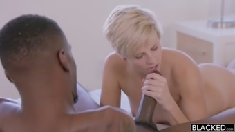 [Blacked] Makenna White - How To Coach A Housewife